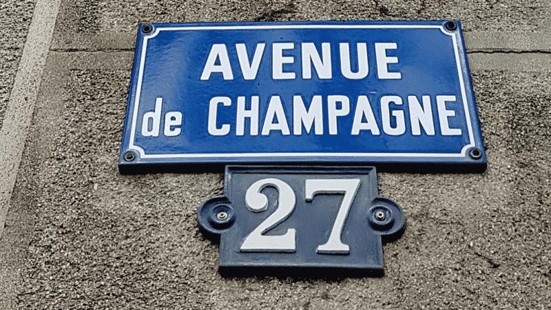 Petite histoire de la Champagne