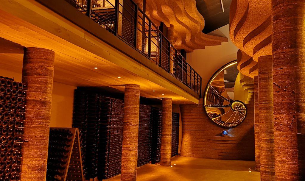 Le Caveau des champagnes Fleury