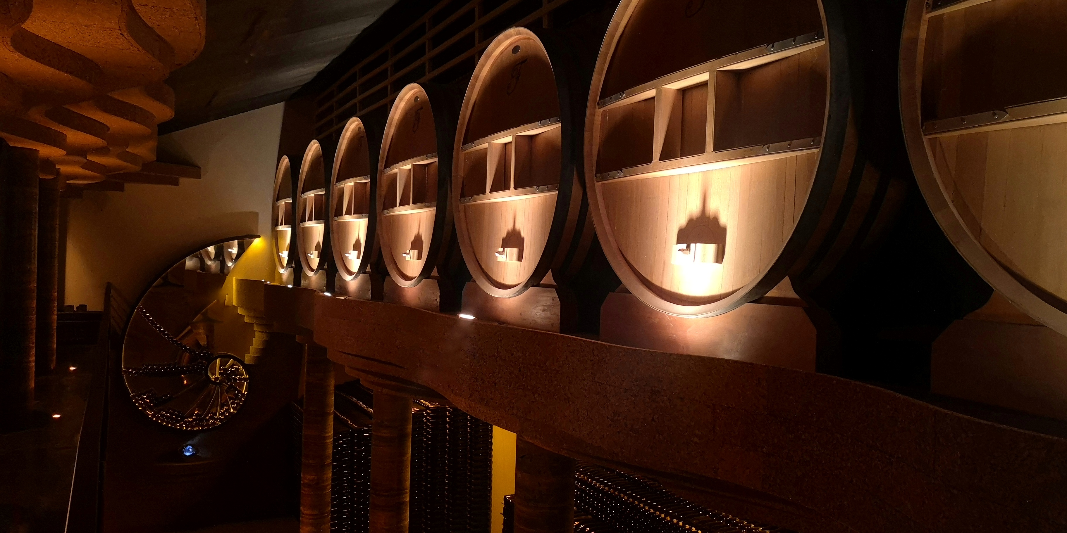 Visite de la Maison Fleury (Champagne)