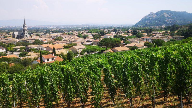 Vin & musique au Château de Crussol (Rhône)