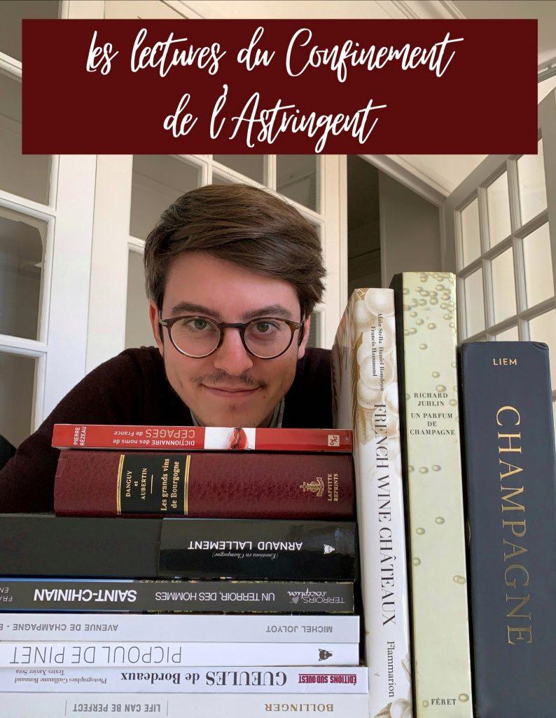 Vin et digital ; Des conseils de lectures axés Champagne et Bourgogne, mais pas que !
