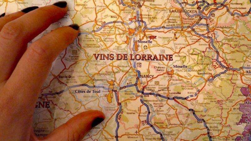 A la quête des vins Lorrains