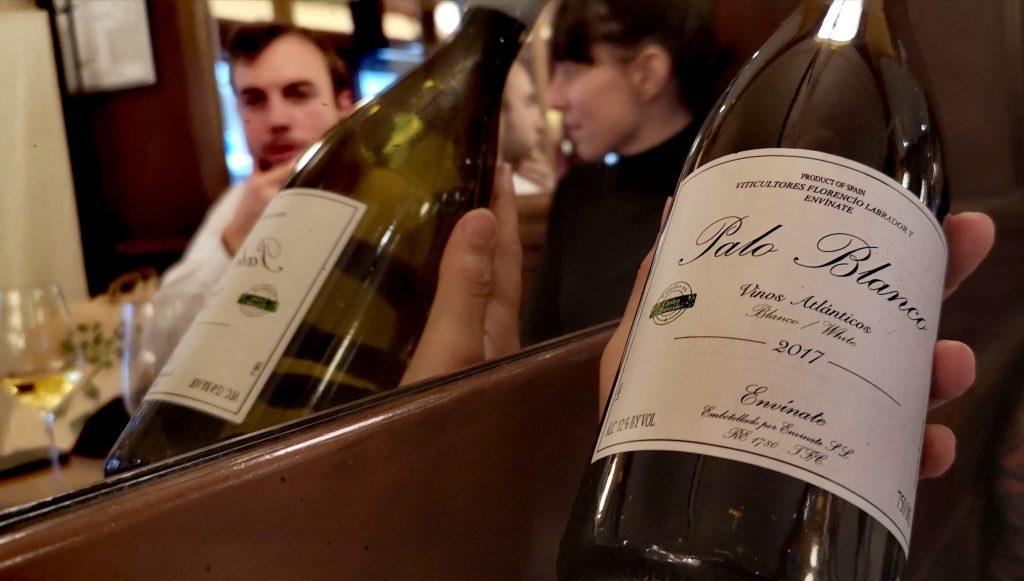 Palo Blanco, mon premier vin des Canaries (Espagne) dégusté à l'aveugle