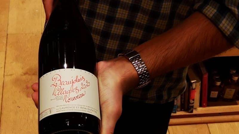 Que manger avec du Beaujolais Nouveau ?