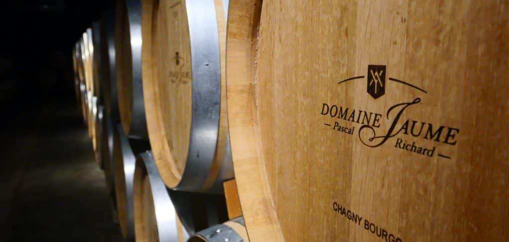 Visite des terroirs et du chai du Domaine Jaume, qui propose 4 ateliers différents sur Covigneron
