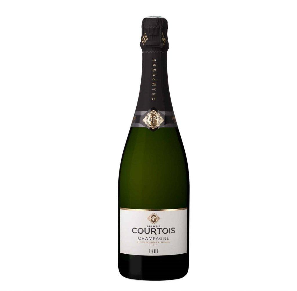 Champagne Pierre Courtois, champagne à moins de 20€